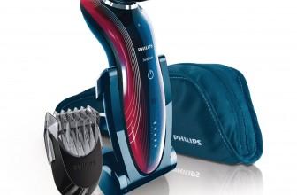 Duel entre les rasoirs électriques Philips Sensotouch 2D et Sensotouch 3D