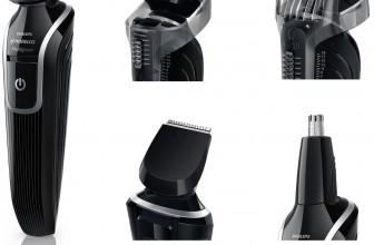 Présentation de la tondeuse à barbe Philips QG3330/15 MultiStyles 5 en 1